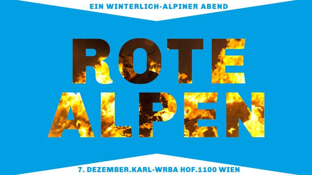 Rote Alpen 4