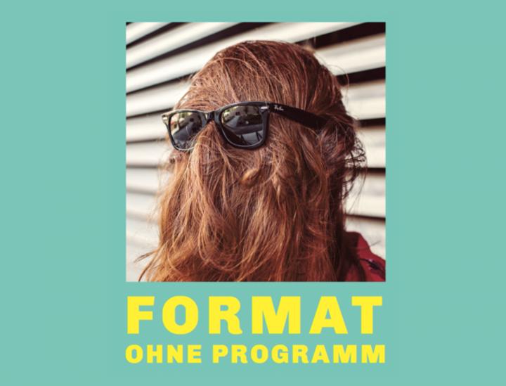 Format ohne Programm
