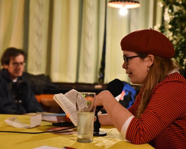 Rein ins Wirtshaus mit Stefanie Sargnagel