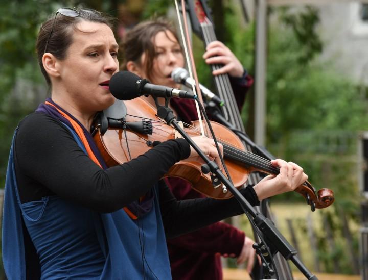 Nachbarschaftsfest / Madame Baheux Live